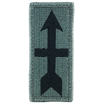 Patch, 32nd Infantry Brigade, Color