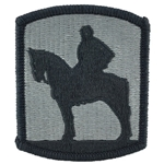 Patch, 58th Infantry Brigade Combat Team, MultiCam® with Velcro®