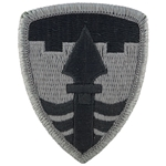 Patch, 43rd Military Police Brigade, MultiCam® with Velcro®