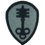Patch, 300th Military Police Command, MultiCam® with Velcro®