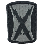 Patch, 3rd Corps, Color
