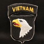 Patch, Reunion, 101st Airborne, Vietnam