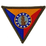 Patch, ANG Training Center Garrison Command Color