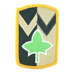 Patch, 4th Sustainment Brigade Color