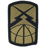Patch, 160th Signal Brigade, MultiCam® with Velcro®