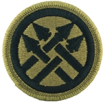 Patch, 220th Military Police Brigade, MultiCam® with Velcro®