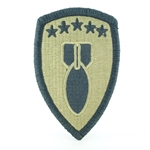 Patch, 71st Ordnance Group, MultiCam® with Velcro®