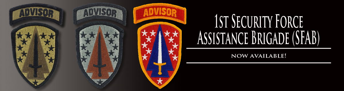 eagles of war 1st security force assistance brigade sfab a 1