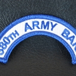 380th Army Band Tab, A-1-1061