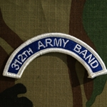 312th Army Band, A-1-1060