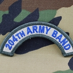 204th Army Band Tab, A-1-1041
