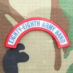 88th Army Band Tab, A-1-1029
