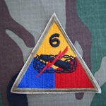 6th Armored Division, A-1-335