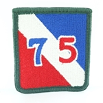 75th Infantry Division / 75th Training Command, A-1-122