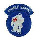 U.S. Army Jungle Operations Training Center (JOTC), (Jungle Expert), A-1-000