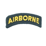 Airborne, Black and Yellow Tab, A-1-230