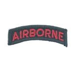 Airborne, Black and Red Tab, A-1-772