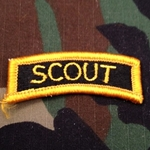 Scout Tab, A-1-000