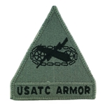 U.S. Army Training Center, Armor, A-1-000