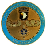 "101st Airborne Division (Air Assault), ""G"" Sections"