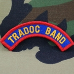 U.S. Army Training and Doctrine Command Band Tab, A-1-892