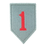 Patch, 1st Infantry Division, A-1-76