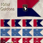 Numbered Brigades of Divisions