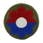9th Infantry Division, A-1-85
