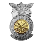 Fire Protection Badges