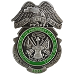 U.S. Army Military Police Badge, Inauguration 2005