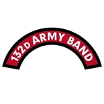 132nd Army Band, A-1-1101