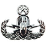 Explosive Ordnance Disposal Badges