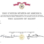 Legion of Merit, Army, Type 3