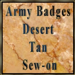 Desert Sew-on