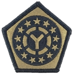 Sustainment Shoulder Sleeve Insignia in OCP / MultiCam® / Scorpion with Velcro®