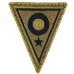 Army National Guard Shoulder Sleeve Insignia in OCP / MultiCam® / Scorpion with Velcro®