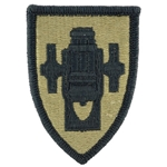 Field Artillery Shoulder Sleeve Insignia in OCP / MultiCam® / Scorpion with Velcro®