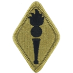 Ordnance Shoulder Sleeve Insignia in OCP / MultiCam® / Scorpion with Velcro®