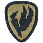 Aviation Shoulder Sleeve Insignia in OCP / MultiCam® / Scorpion with Velcro®