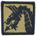Airborne Shoulder Sleeve Insignia in OCP / MultiCam® / Scorpion with Velcro®