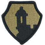 Regional Readiness Shoulder Sleeve Insignia in OCP / MultiCam® / Scorpion with Velcro®