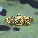 Badge, Devices, Metal, (Breast and Collar) Seabee Combat Warfare Specialist