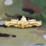 Devices, Metal (Breast and Collar) Surface Supply Corps Officer Breast Insignia