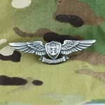 Devices, Metal, (Breast and Collar) Aviation Warfare Specialist