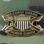 Badge, Identification, Honor Guard, U.S. Coast Guard