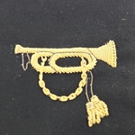 Insignia, Branchor of Service, Naval Academy & NROTC Midshipmenn, Drum and Bugle Corps