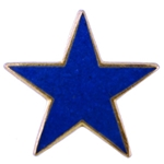 Badge, Qualification, Star, Honor Units, ROTC and NDCC, U.S. Army
