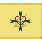 Army Community Service Flag