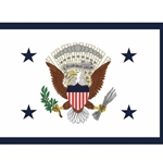 Vice President of the United States Flag