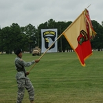 101st Sustainment Brigade, Flags, Guidons and Streamers